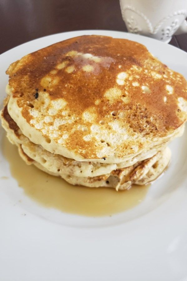 Old-Fashioned Pancakes | Recipe in 2019 | Pancakes, Old fashioned pancake  recipe, Best pancake recipe