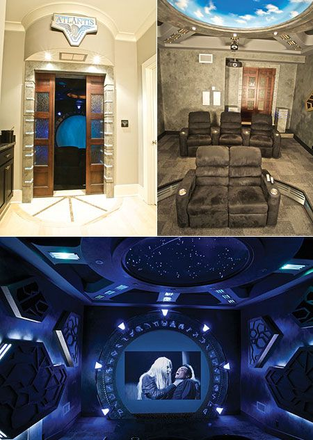 This is awesome!!Home Theater