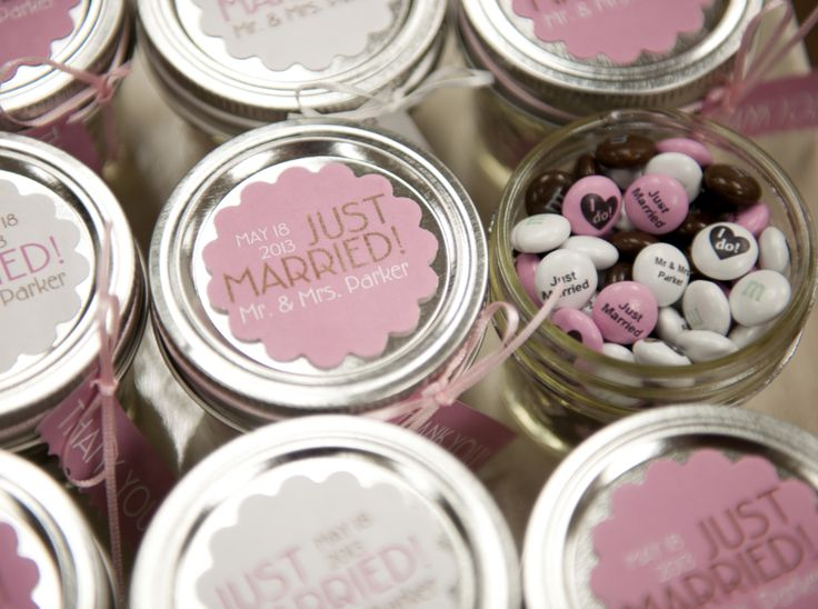 Looking For The Perfect Wedding Favor Personalized MyMMS