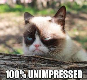 7b582484d279aacd633ec9ebb46f3396--grumpy-cat-meme-grumpy-kitty - Unimpressed - Tira-Pasagad | Saksak-Sinagol