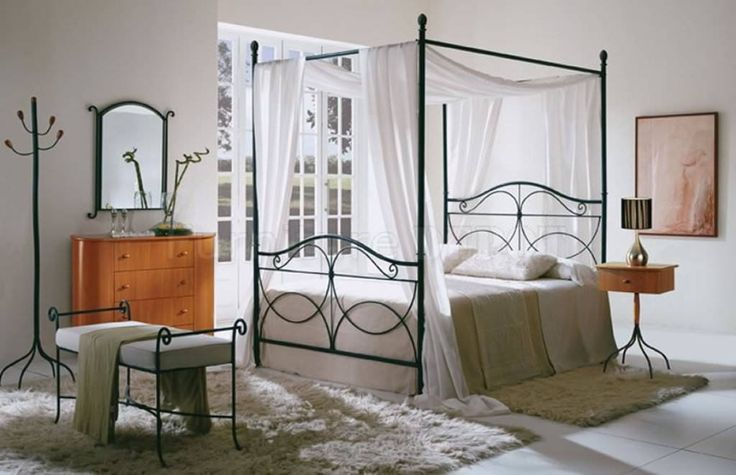 Ideas for Make Full Size Canopy Bed - http://www.forskolinslim.com/ideas-for-make-full-size-canopy-bed/