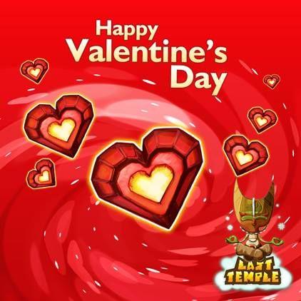 Walentynkowy prezent na fb http://wp.me/p3OqeB-8h #lasttemple