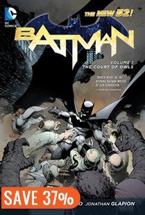 Batman Vol. 1: The Court Of Owls (the New 52) Book by Scott Snyder | Hardcover | chapters.indigo.ca
