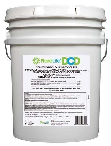 Floralife® D.C.D.® Cleaner, 30 gallon, 30 gallon drum