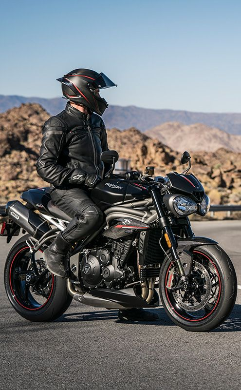 2018 Triumph Speed Triple Rs Motorcycles Motorcycle Motorbikes