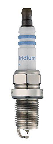 Bosch 9652 OE Iridium Fine Wire Spark Plug, Pack of 1