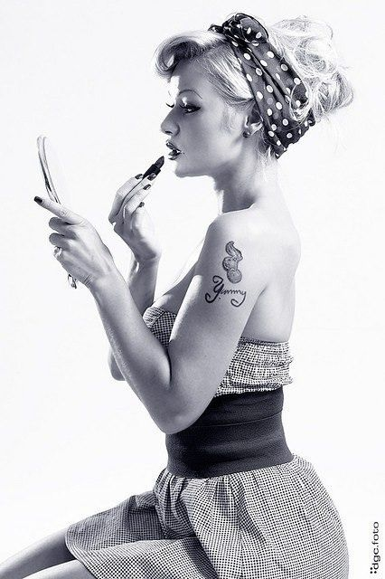 tattoo rockabilly - Cerca con Google