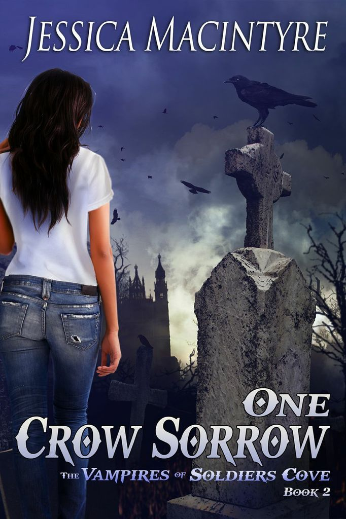 Book two in The Vampires of Soldiers Cove series is now available. Go check out, One Crow Sorrow, on Amazon!
