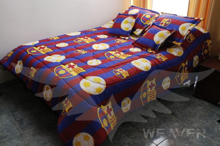 Barcelona FC - Vinotinto Azul