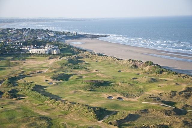 Portmarnock Hotel & Golf Links - Dublin   #dublinweddingvenues