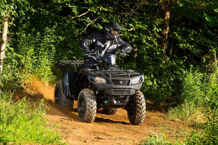 New 2016 Suzuki Motor Of America Inc. KingQuad 750AXi Power Steering Limited Edition ATVs For Sale in Michigan. Three decades of ATV manufacturing experience has led to the KingQuad 750 AXi Power Steering Limited Edition, Suzuki's most powerful and technologically advanced ATV. Abundant torque developed by the 722cc fuel-injected engine gives the KingQuad the get up and go that's a must-have for Utility Sport ATVs. The advanced Power Steering feature provides responsive handling, and the…