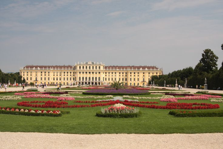 What to visit in Vienna? Schonbrunn Palace!