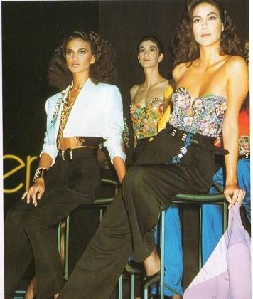 Abiti Vintage di Gianni Versace – Vintage photo Gallery