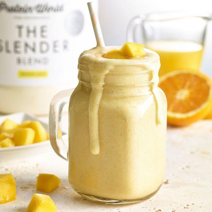 Slender Mango Smoothie