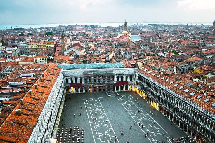Plaza de San Marcos - La plaza más importante de Venecia