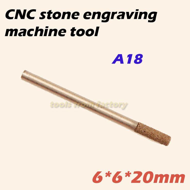 $9.16 (Buy here: https://alitems.com/g/1e8d114494ebda23ff8b16525dc3e8/?i=5&ulp=https%3A%2F%2Fwww.aliexpress.com%2Fitem%2F1pc-cnc-router-diamond-stone-carving-tool-stone-engraving-machine-cutter-stone-cutting-bits%2F32612319087.html ) 1pc 6*6*20mm cnc router diamond stone carving tool stone engraving machine cutter stone cutting bits A18 for just $9.16