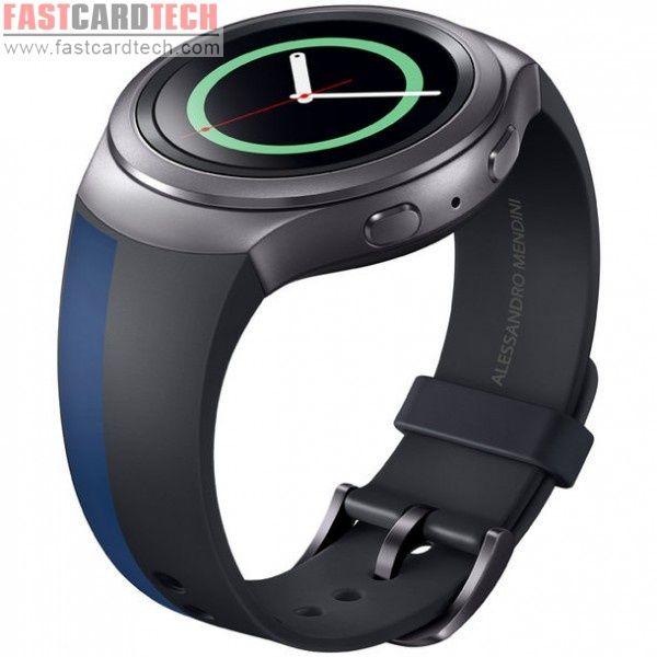 Samsung GALAXY Gear S2 1.2 Inch Screen Tizen System 4GB Storage Bluetooth Smart Watch