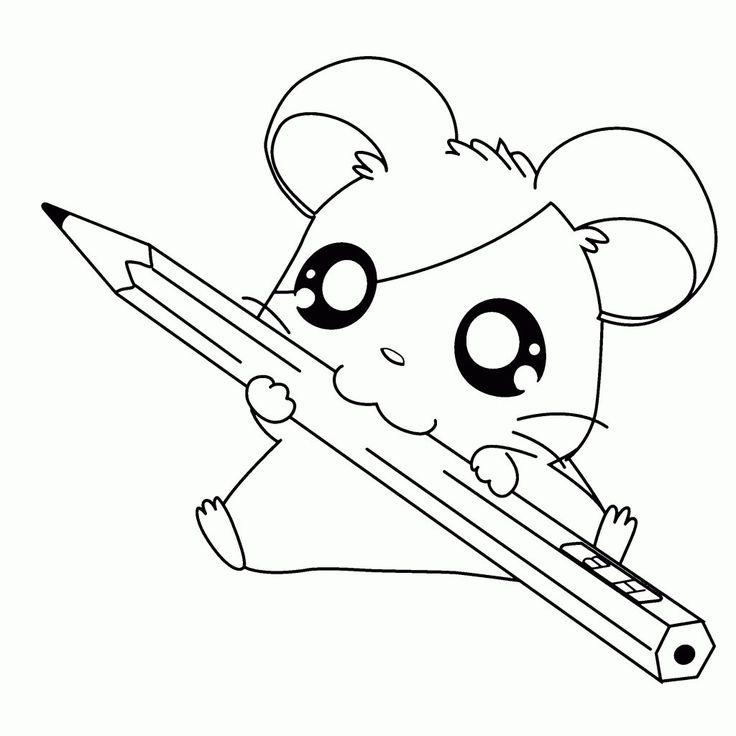 foto de desenhos kawaii para colorir 34 Desenhos bonitos