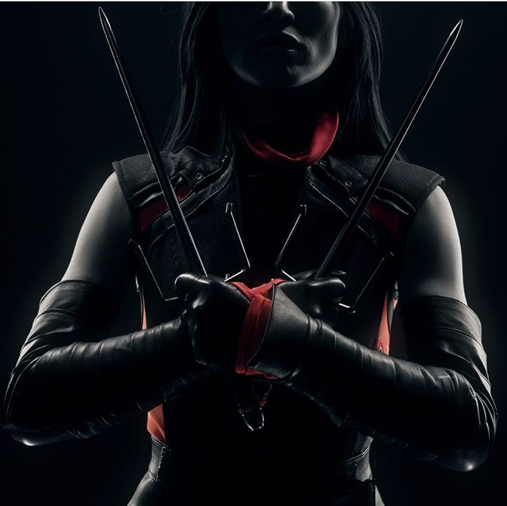 New Daredevil Season 2 Poster featuring Elektra by Artlover67