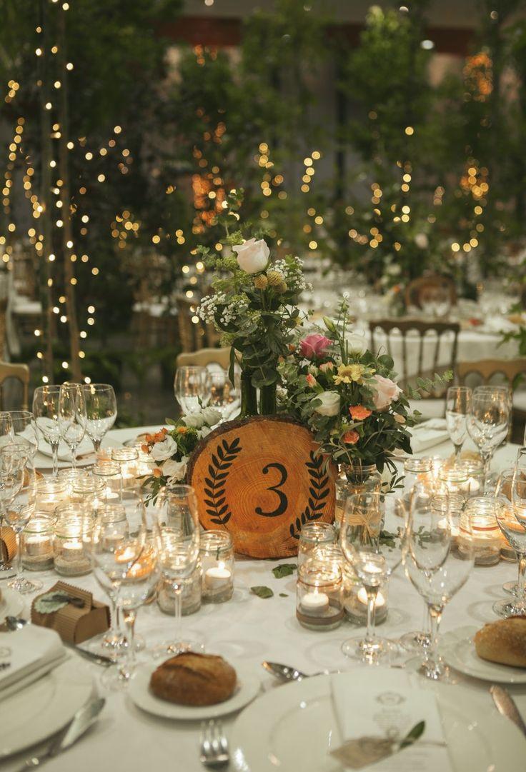 Una boda en un bosque encantado | TELVA