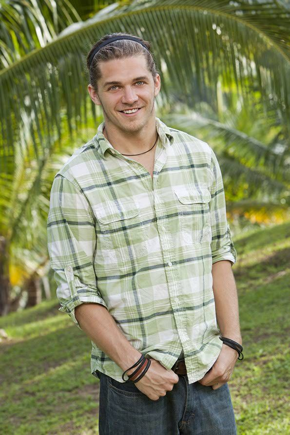Triple threat and the one to watch out for this season on Survivor Philippines...Malcolm! My man at the moment. Looks better with hair down tho