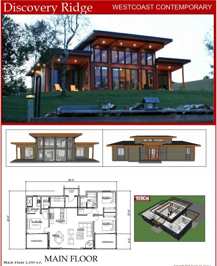 Pin By Andre Therrien On Modern Cabin Floor Plan Lake House Plans Modern Lake House Cottage Plan