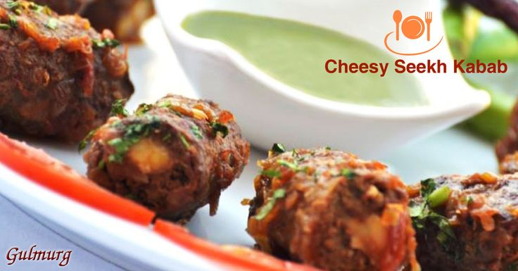 We offer you the traditional Seekh Kabab with a twist of cheese rolled inside....come savour the delectable fusion flavour at Gulmurg.