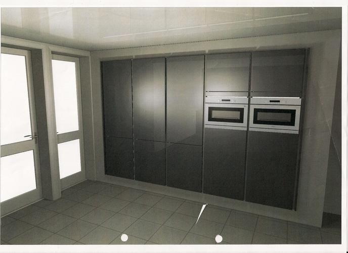 hoge keukenkast ombouw - Google zoeken