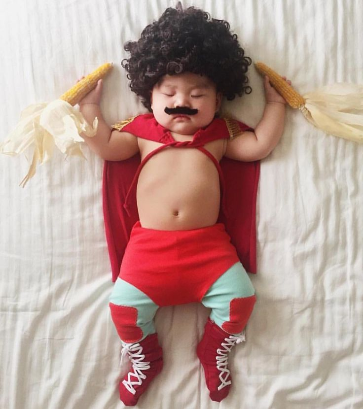 """119 Likes, 16 Comments - The FIRST """"little nugget"""" Shop (@littlenuggetrepublic) on Instagram: """"Happy Cinco de Mayo!!!! I just had to repost this awesome photo of the Nacho Libre costume I made…"""""""