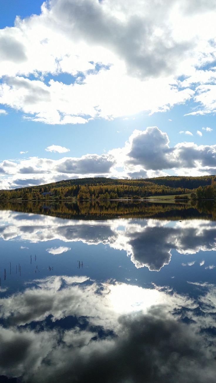 Beautiful scenery from Finland [2160×3840]