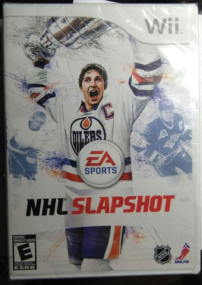 NHL Slapshot - Wii - FAST SHIPPING   eBay