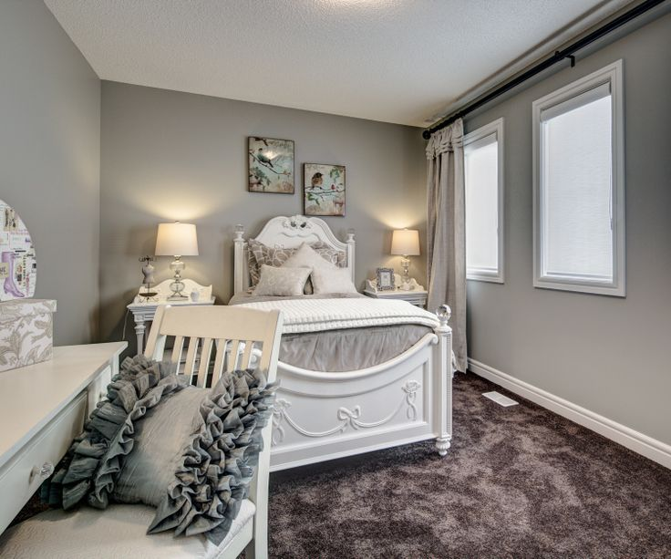 Create a unique space for your kids in the spacious bedrooms on the second level.