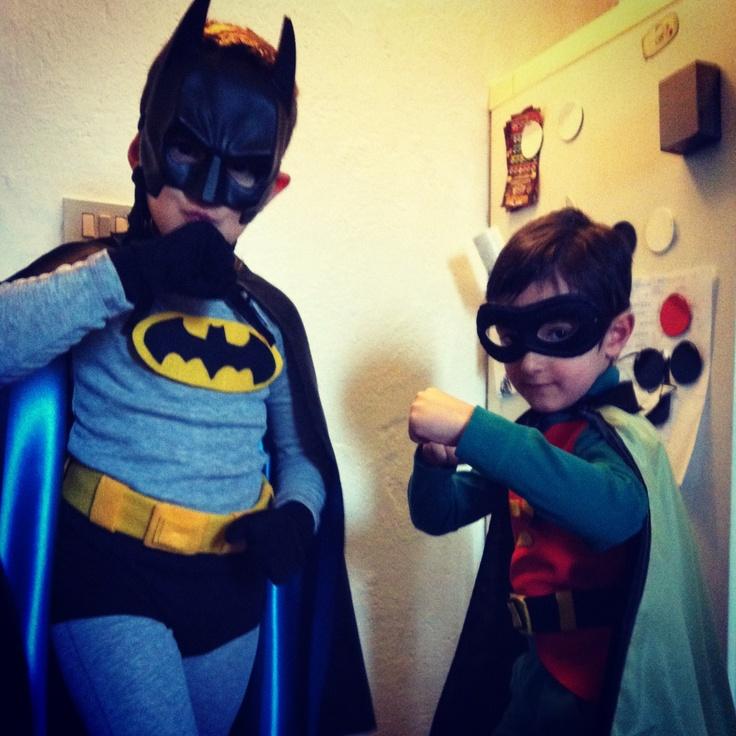 Bat e Rob