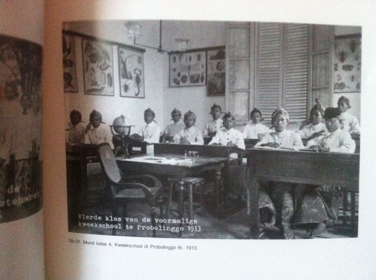 A student history of probolinggo
