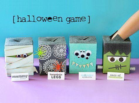 Fun Halloween Game - SO CUTE!