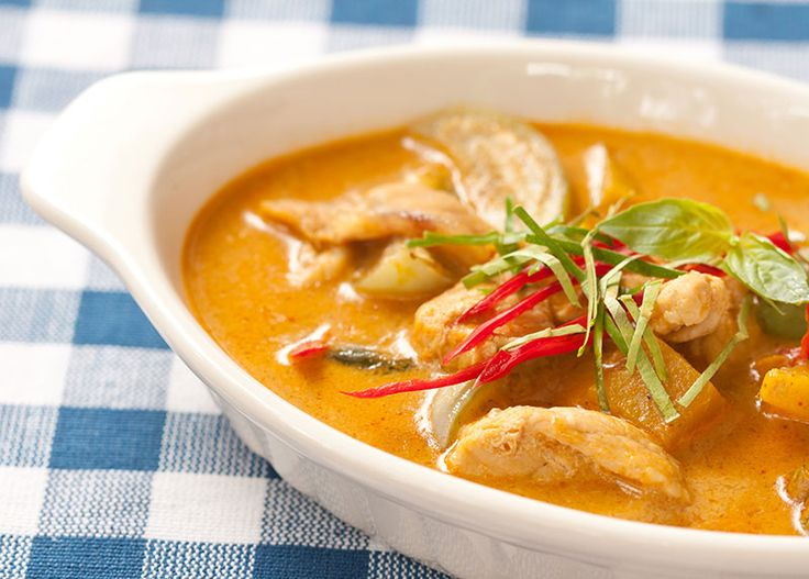 Thai Chicken Panang Curry Recipe