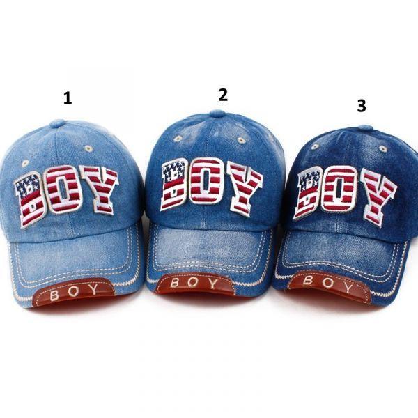 Boné Beisebol Unissex – 3 Opções de Tons de Jeans Azul. Material: Algodão. O pacote Inclui: 1 Pcs Circunferência da cabeça de cerca de 50-55 cm Adequado para crianças de 3-8 anos de idade. * Possível Ocorrência de 1-2 cm diferença devi...