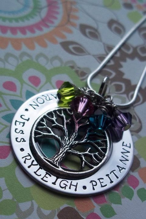 Fancy Family Tree.. $25.50, via Etsy.  I want this!: Birthday, Gifts Ideas, Great Gifts