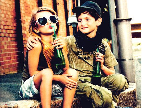 me and my boyfriend: Two, Cool Kids, Little Girls, Friends, Life, Cuti, Cute Kids, Heart Sunglasses, Young Love