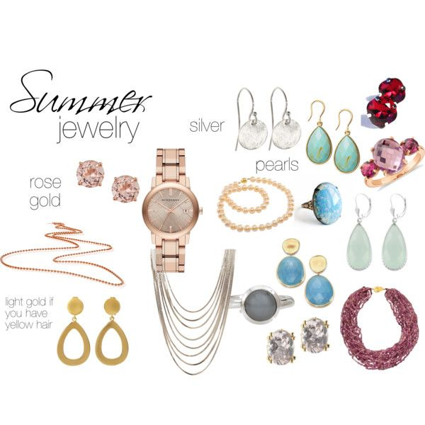 """Summer Jewelry"" by expressingyourtruth on Polyvore"