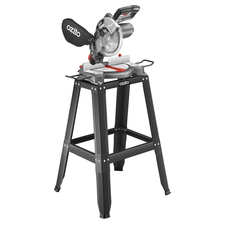 Find Ozito 210mm Compound Mitre Saw & Stand at Bunnings Warehouse. Visit…
