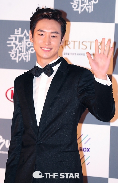 Lee Je Hoon. The curly classic