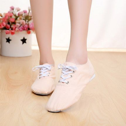 Professional Soft canvas Indoor dance jazz shoes woman ballet pointe shoes for MEN gym shoe 28-45 zapatos de jazz 4012
