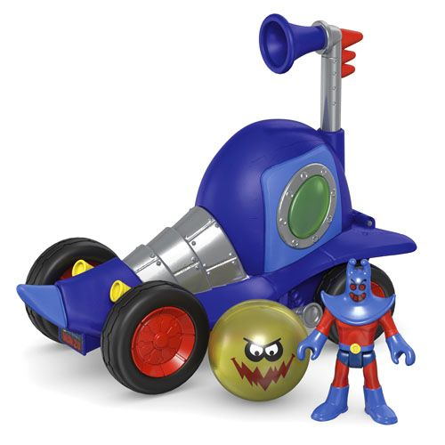 Imaginext® SPONGEBOB™ Man Ray and Hot Rod - Shop Imaginext Kids' Toys | Fisher-Price