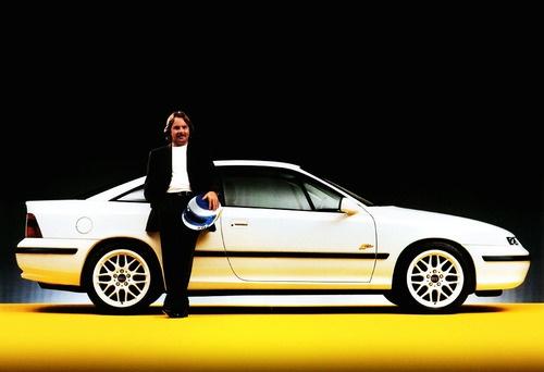 1994 Opel Calibra Keke Rosberg Edition