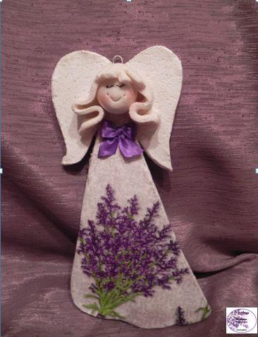 Lawendowy anioł www.facebook.com/bylawendowyzakatek