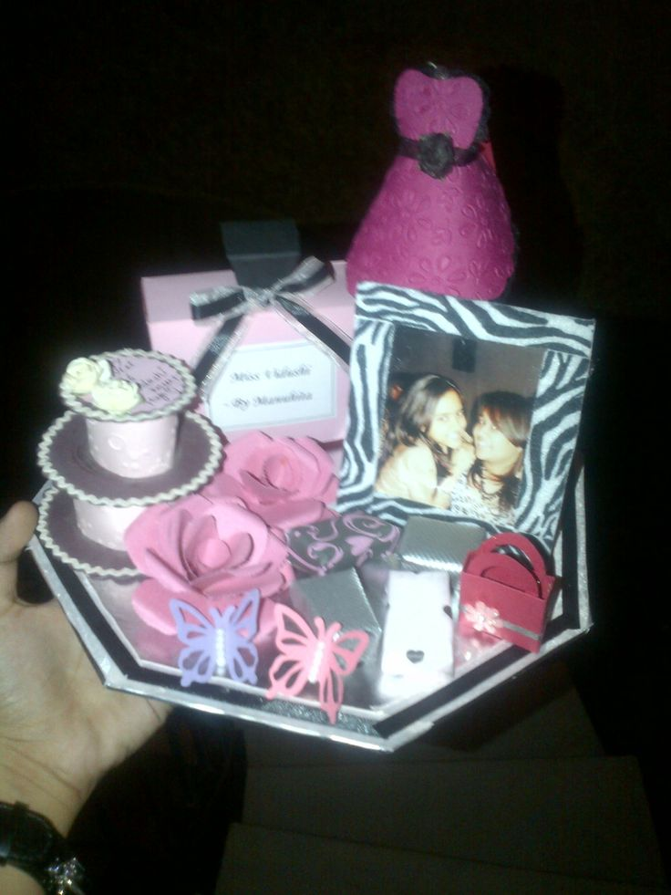 Handmade Birthday Gift For Best Friend | Art and Craft ...