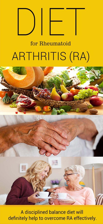 Diet for Rheumatoid Arthritis (RA) : #Arthritis #fruits #foods #diet #diet_tips #vegans #veggies #eat #nutrition #weight_loss #fat_loss #belly_fat #lose_weight #Fat_burning #stomach_fat