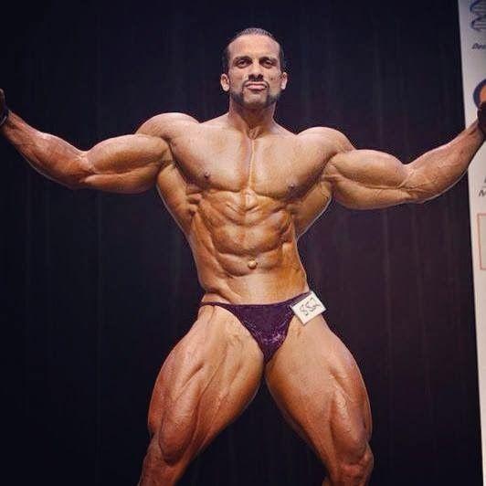 Bodybuilder Eslam Elmasry | Bodybuilders & Muscle Men