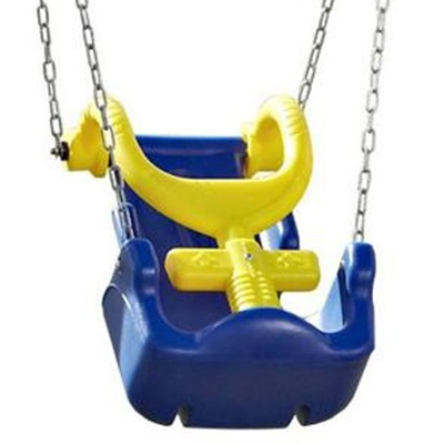 The adaptive swing seat provides the extra support your for Extra wide swing seat